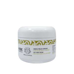 Crema Pieles Grasas – Aloe Vera (60%) y Pepino